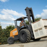 Case 586H Forklift Groff Equipment
