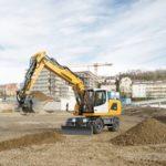 Liebherr A 918 Litronic Wheeled Excavator Groff Equipment