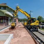 Liebherr A 922 Litronic Wheeled Excavator Groff Equipment