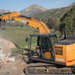 Case CX130D Excavator Groff Equipment