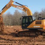 Case CX160D Excavator Groff Equipment