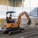 Case CX17 Min-Excavator Groff Equipment