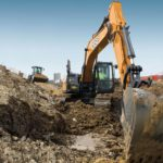 Case CX210D Excavator Groff Equipment