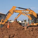 Case CX235C SR Excavator Groff Equipment