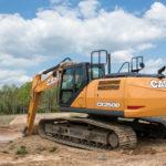 CX250D Excavator