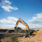 Case CX250D Excavator Groff Equipment