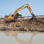 Case CX300D Excavator Groff Equipment