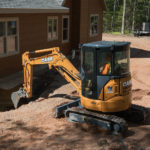 CX31 mini excavator