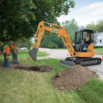 CX36B mini excavator2