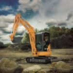 CX36B mini excavator1