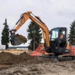 Case CX37C Mini Excavator Groff Equipment