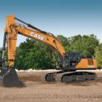 Case CX490D Excavator Groff Equipment