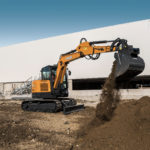 Case CX60C Mini Excavator Groff Equipment