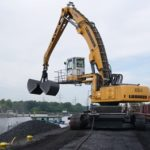 Liebherr ER 954 C Litronic Electric Scrap Handler Groff Equipment
