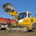 Liebherr LR 636 Litronic Crawler Loader Groff Equipment