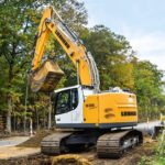 Liebherr R 936 Compact Litronic Groff Equipment