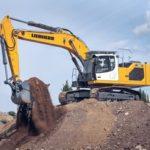 Liebherr R 938 Litronic Crawler Excavator Groff Equipment