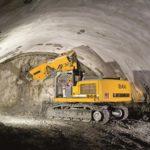 Liebherr R 944 C Tunnel Litronic Crawler Excavator Groff Equipment