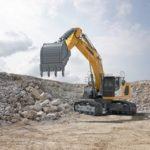 R 945 Litronic Crawler Excavator