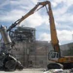 Liebherr R 954 C Abbruch Litronic Crawler Excavator Groff Equipment