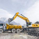 Liebherr R 960 SME Litronic Crawler Excavator Groff Equipment