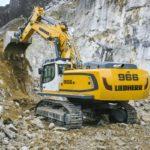 Liebherr R 966 Litronic Crawler Excavator Groff Equipment