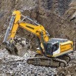Liebherr R 970 SME Litronic Crawler Excavator Groff Equipment