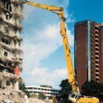 Liebherr R 974 C Demolition Litronic Crawler Excavator Groff Equipment