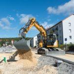 Liebherr R 914 Compact Litronic Crawler Excavator Groff Excavator