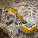 Liebherr R 980 SME Litronic Crawler Excavator Groff Equipment