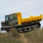 Case RT14 Crawler Carrier Groff Equipment