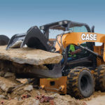Case SR210 Skid Steer Loader Groff Equipment