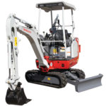 Takeuchi TB216H Mini Excavator Groff Equipment
