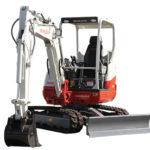 Takeuchi TB235-2 Excavator Groff Equipment