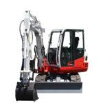 Takeuchi TB250-2 Excavator Groff Equipment