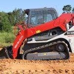 Takeuchi TL10V2 Track Loader Groff Equipment