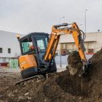 Case CX26C Mini Excavator Groff Equipment