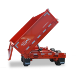 Cam Superline 3-Way Dump Trailer Groff Equipment