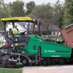 Vogele Super 1700-3i 1703-3i Paver Groff Equipment