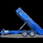 Cam Superline 8-ton Heavy Duty Dump Trailer Groff Equipment