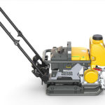 Wacker Neuson 1840e, 1850e Battery-Operated Vibratory Plate Groff Equipment
