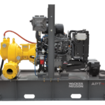 Wacker Neuson APT4 Self-Priming Trash Pump Groff Equipment