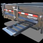 Cam Superline Advantage Series Low Profile Dump Trailer Groff Equipment