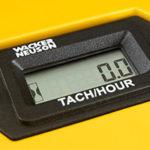 Wacker Neuson Rammer Hour Meter Groff Eq