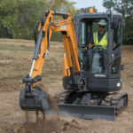 Case CX30C Mini Excavator Groff Equipment