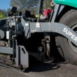 Vogele VR 600 Extending Screed Groff Equipment