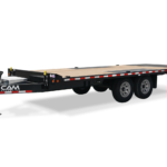 Cam Superline Full Deck Tilt Deckover Trailer Groff Equipment
