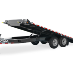 Cam Superline Full Deck Tilt Deckover Trailer Groff Equipment