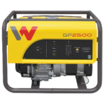 Wacker Neuson GP2500A Portable Generator Groff Equipment