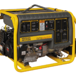 Wacker Neuson GPS6600A Portable Generators Groff Equipment